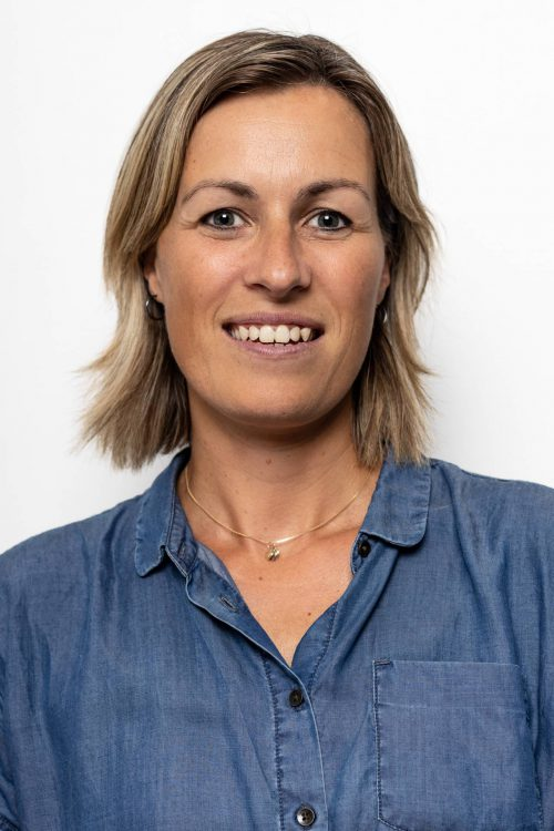 Marlies Oostrom - Chief People & Culture