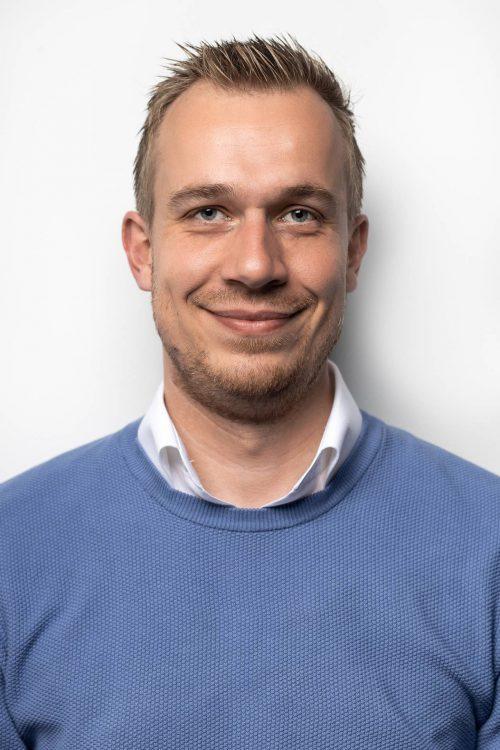 Daniël Grieger - Restaurant Supervisor