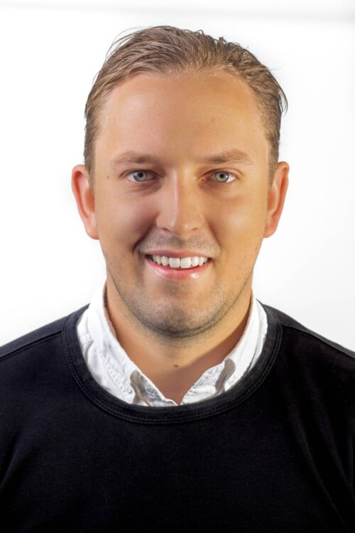 Yordi Goessens - Front Office Manager